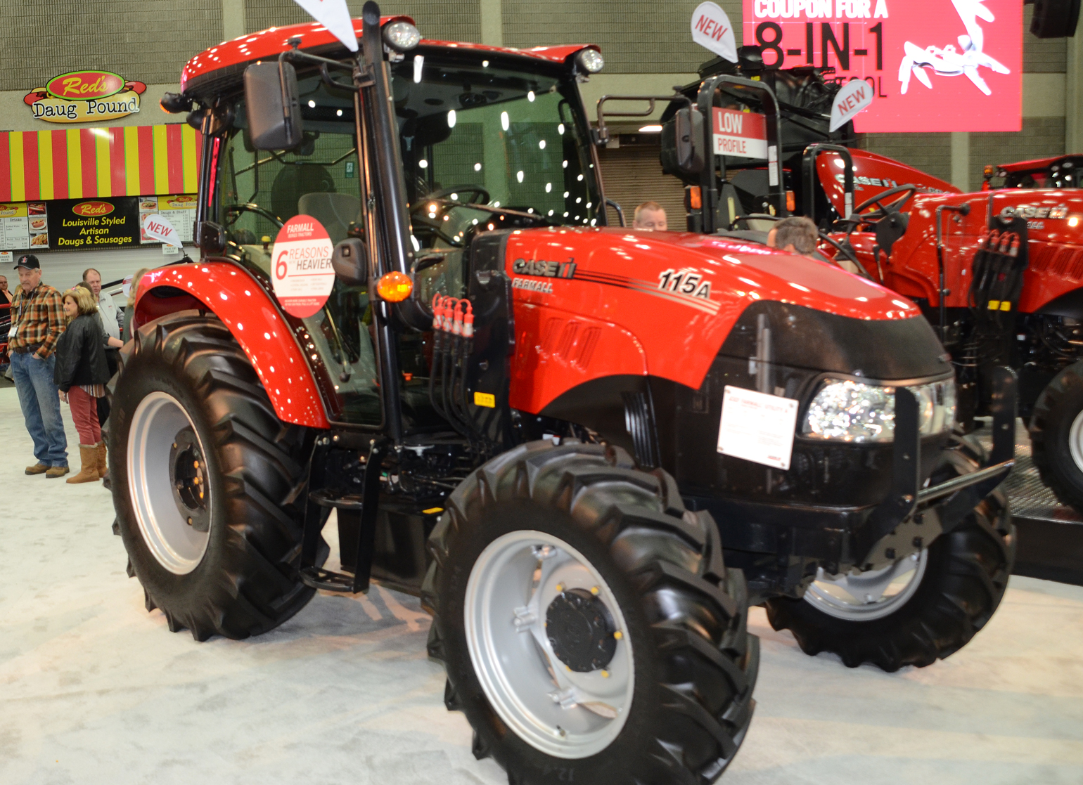 new addition to Farmall A line