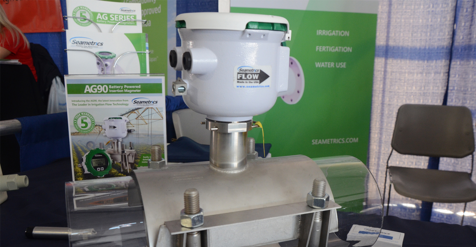 AG90 insertion magmeter from Seametrics