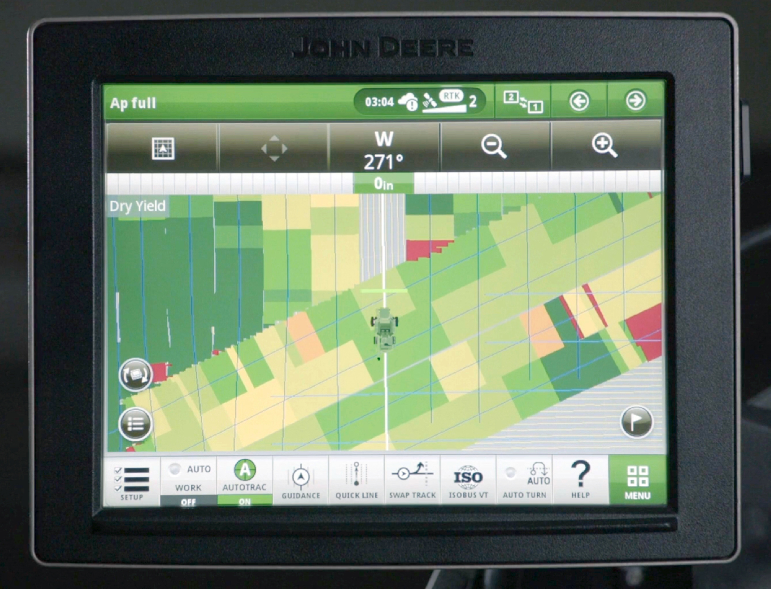 Deere updates key tech, makes software buy, Cloud Pocket 365