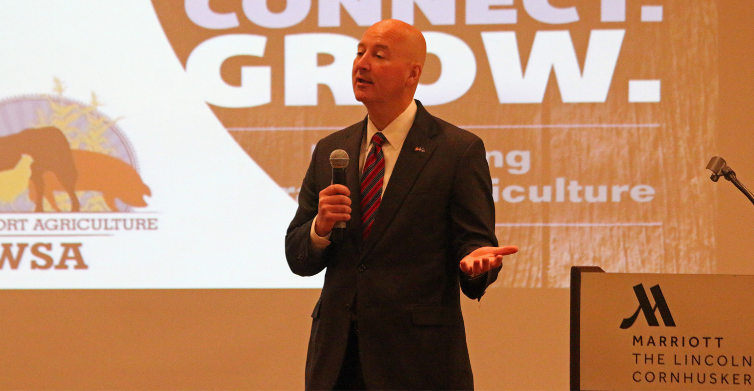 Nebraska Governor Pete Ricketts shares projected numbers for the $1.2 billion impact of the Costco/LPP project