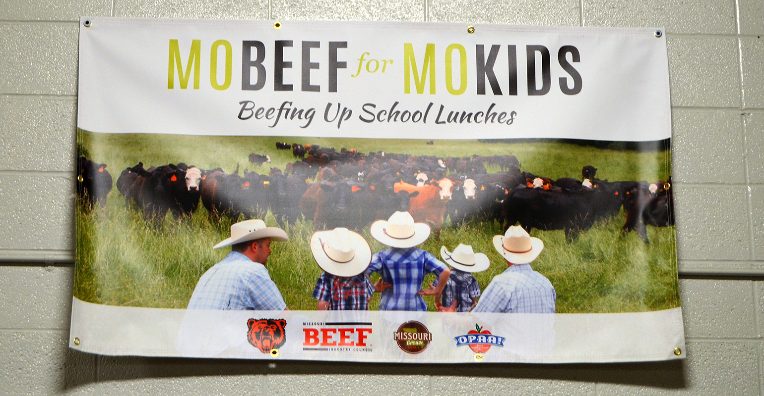 MoBeef for MoKids banner