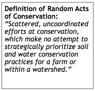 Definition of Random Acts of Conservation