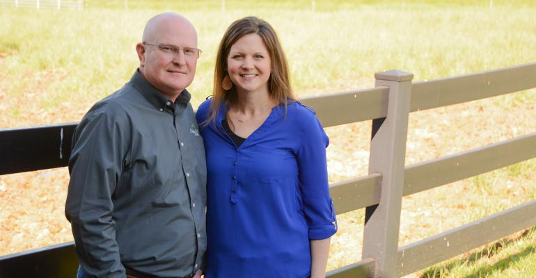 Bradley and Kimberly Wolter