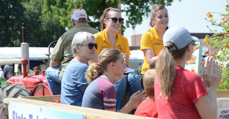 FFA members leading state fair tour