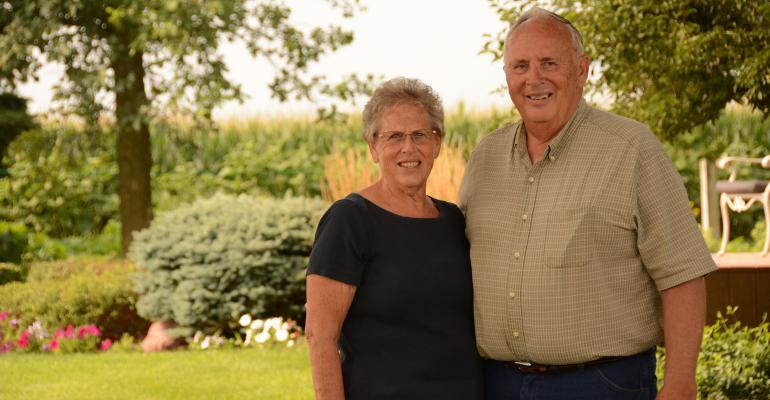 Janet and Kent Hodel