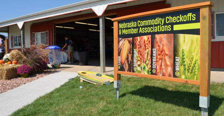 The Ag Commodities Building is where to find the latest information on crops grown in Nebraska.