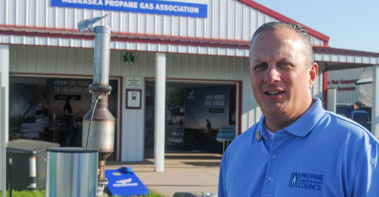 PERC director of agriculture business development Mike Newland