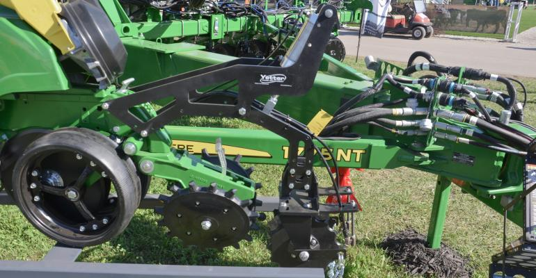 Yetter IntelliNject air injection/starter
