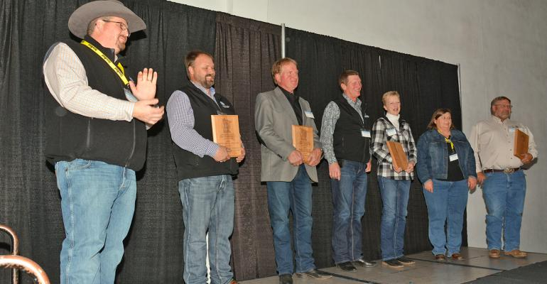 2018 Minnesota Cattlemen of the Year Award was given to a team of beef producers
