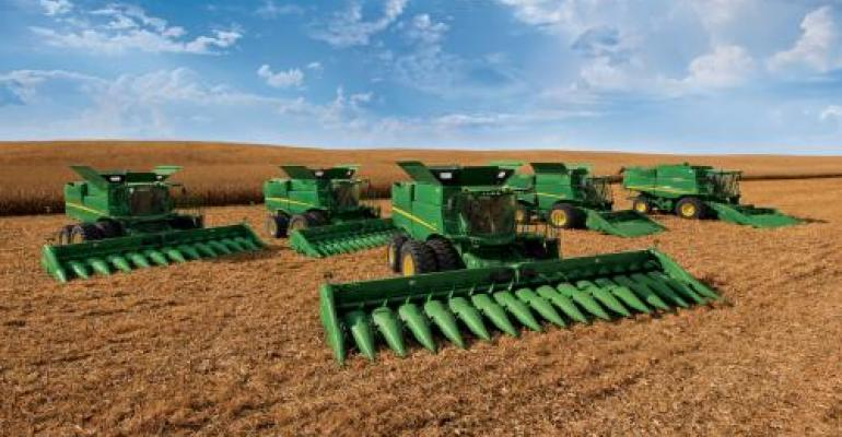 John Deere releases 2012 combine, tractor and sprayer pricing