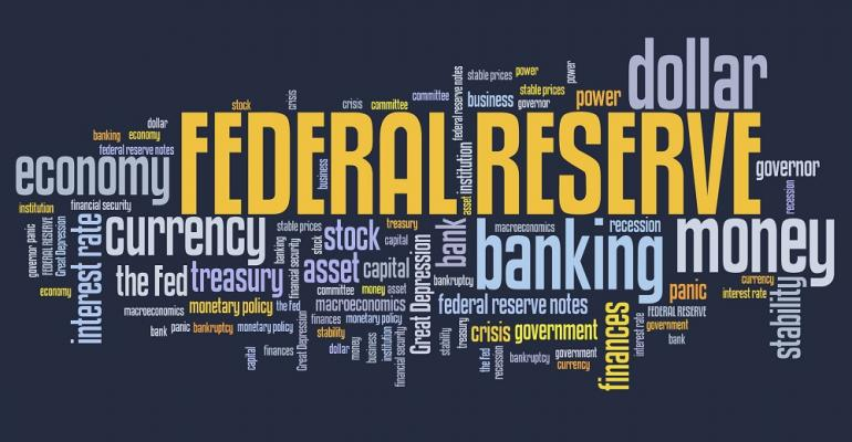 word art - Federal Reserve
