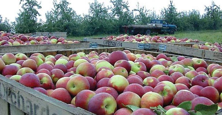 China ranks No. 1 in apple juice exports
