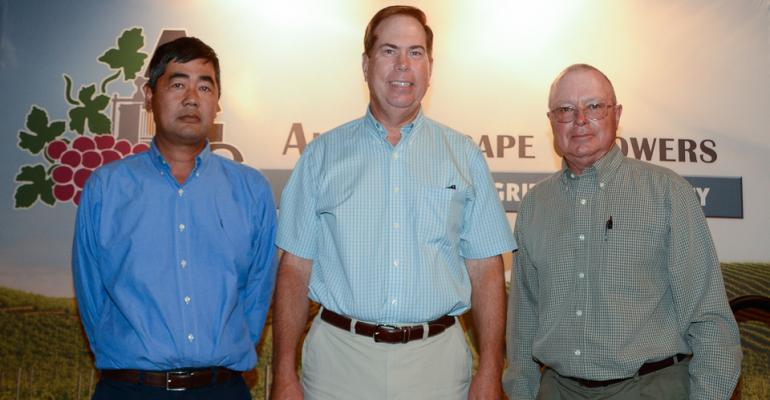 Allied Grape Growers board members