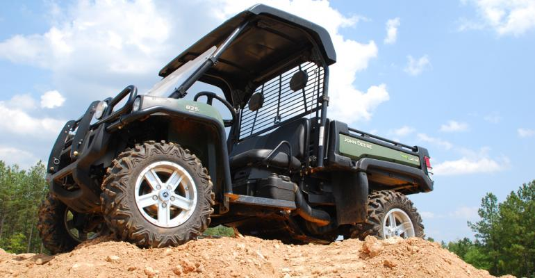 New Gators Hit The Road | John Deere Announces New Crossover Utility Vehicles for Farming Market
