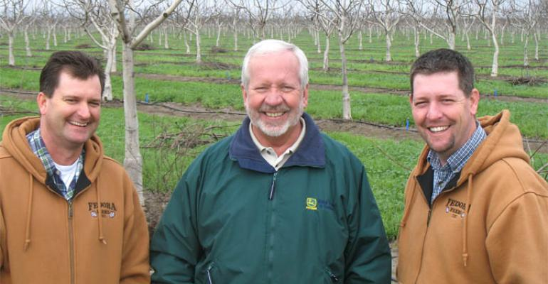 Family walnut business thrives with custom services