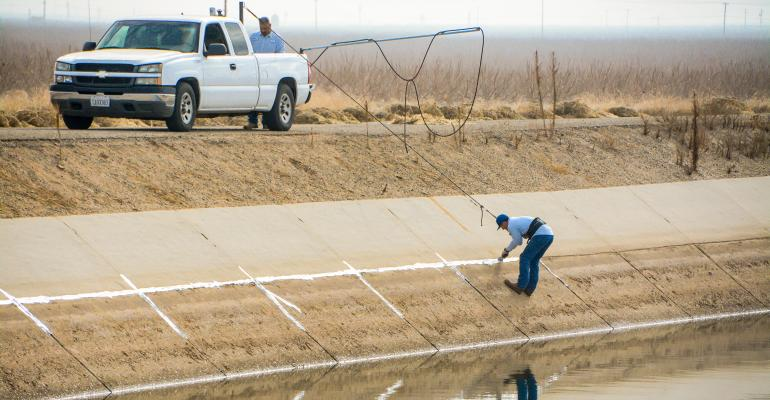 Friant-Kern Canal repairs