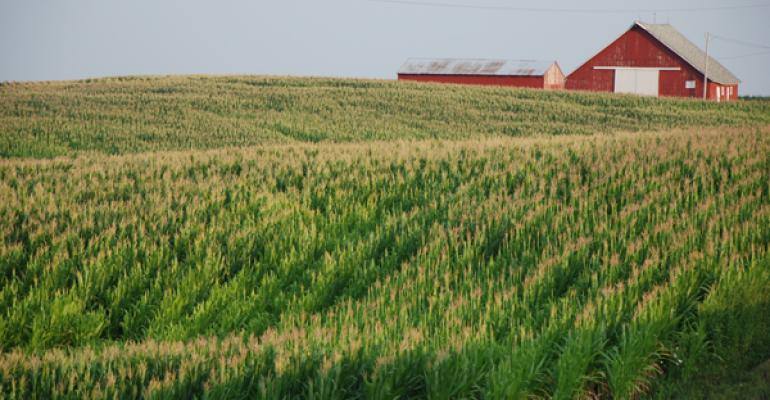 Are farm land values headed for a downturn?