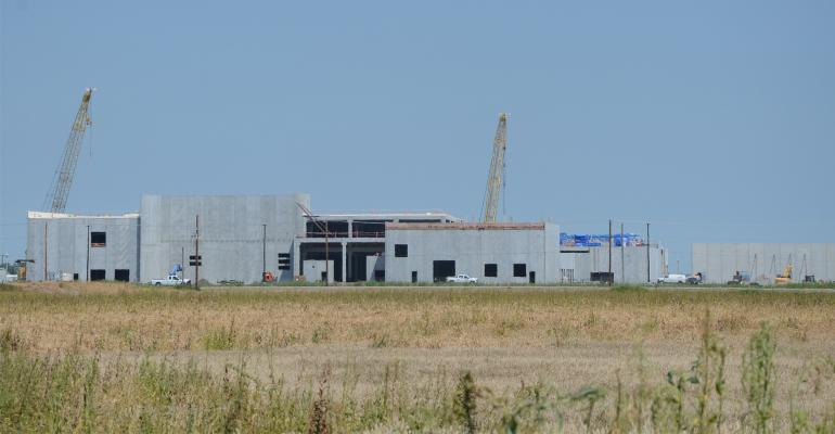 The poultry processing facility near Fremont