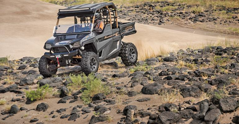 Textron Off-Road Havoc X side-by-side