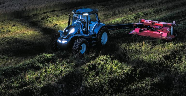 Concept tractor offers plenty of new ideas