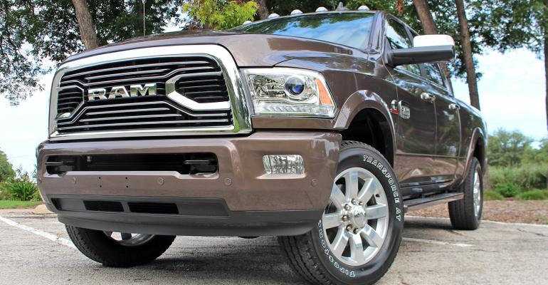 Ram Rodeo edition heavy duty pickup