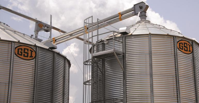 GSI grain bins