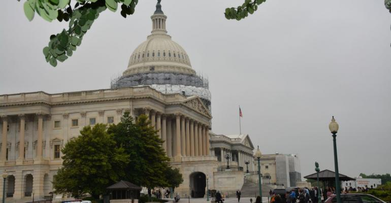 U.S. Capitol Building as its looked in May 2016.