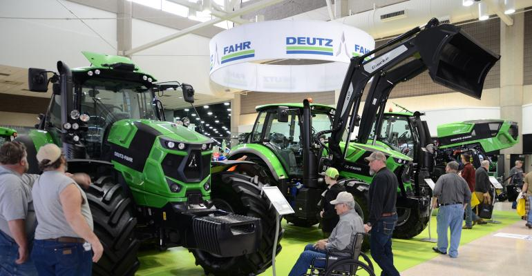 Tractor marketer takes targeted approach