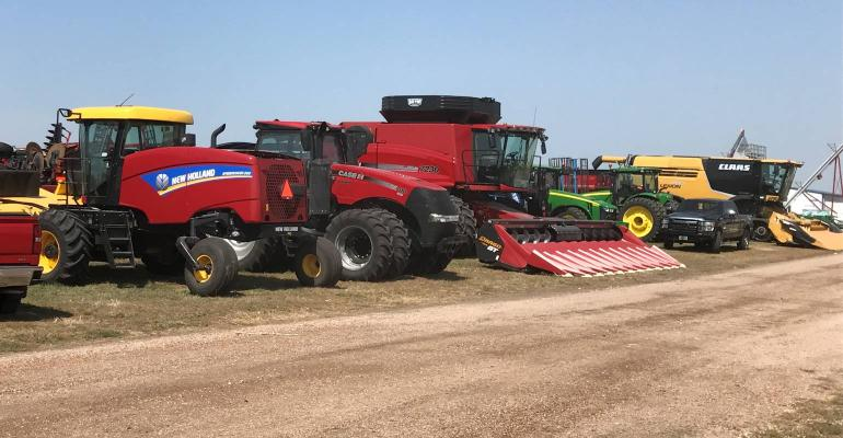 Prepped and ready for Husker Harvest Days