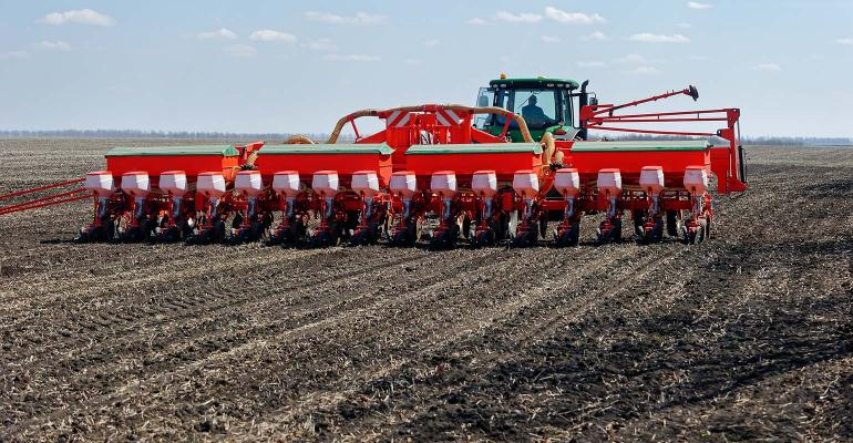 Planting Corn or Beans