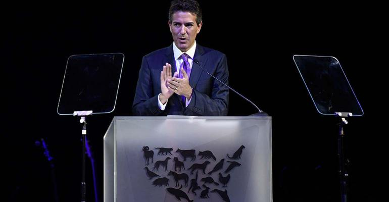 Former President and CEO of The Humane Society of the United States, Wayne Pacelle
