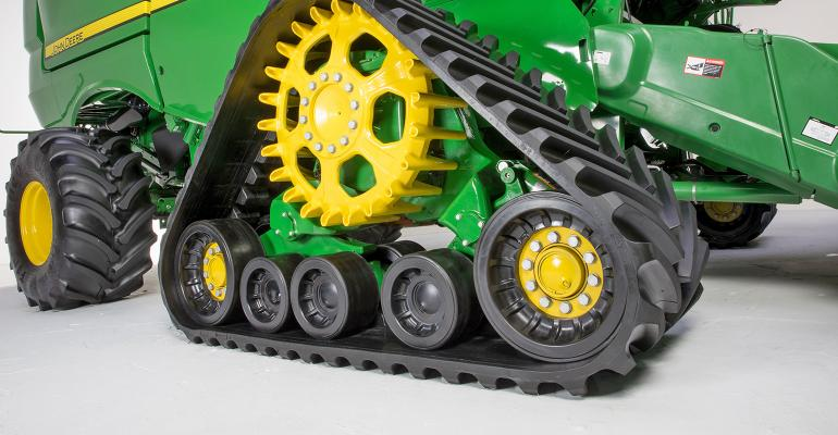 S Series combine suspension track sytem