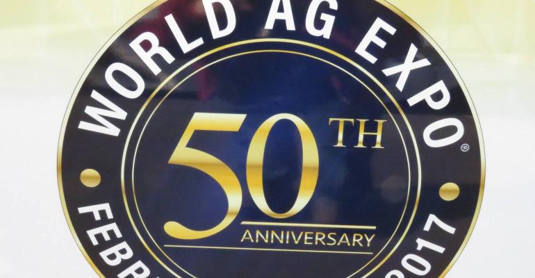 World Ag expo celebrates 50 years