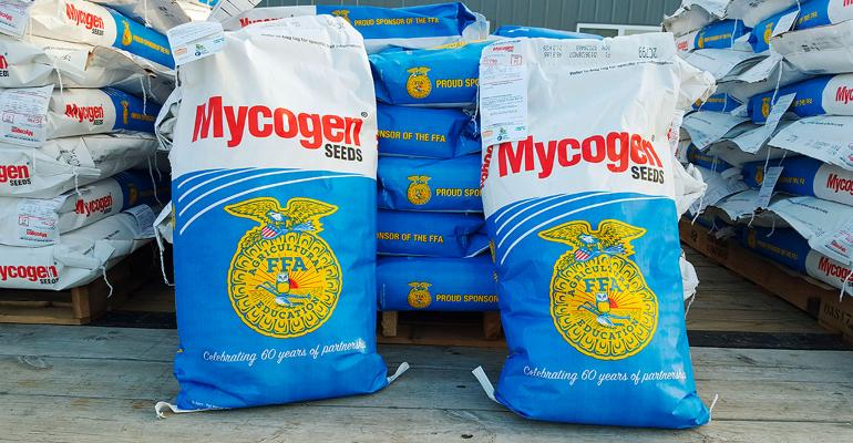 Mycogen seeds bags from Turn the Bag Blue & Gold Program800.jpg