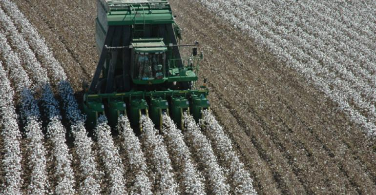 South Texas cotton harvest ending well...considering
