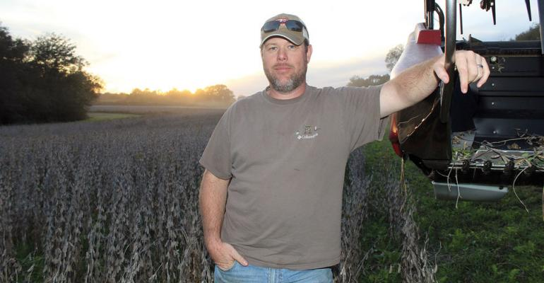 Rob Karcher of Highway View Farms