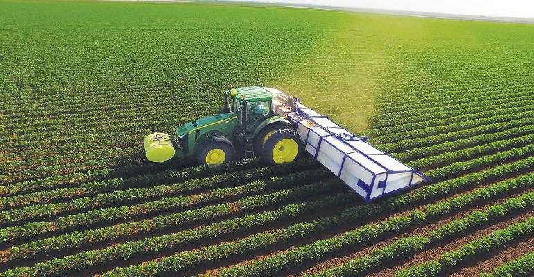 The See & Spray system could be just the artificial intelligence farmers need to robotically control weeds.