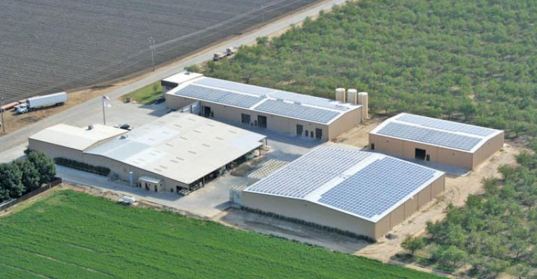Solar energy shines brightly for California agriculture
