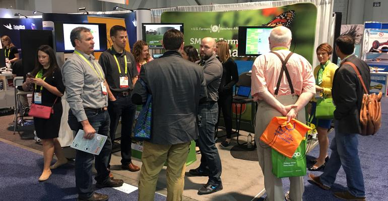USFRA takes SMART Farm concept to tech world