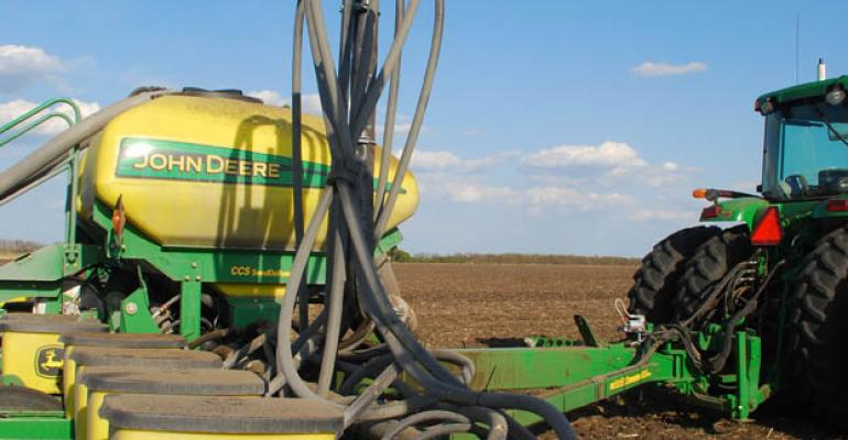 Time To Consider Section and Row Control for Planters