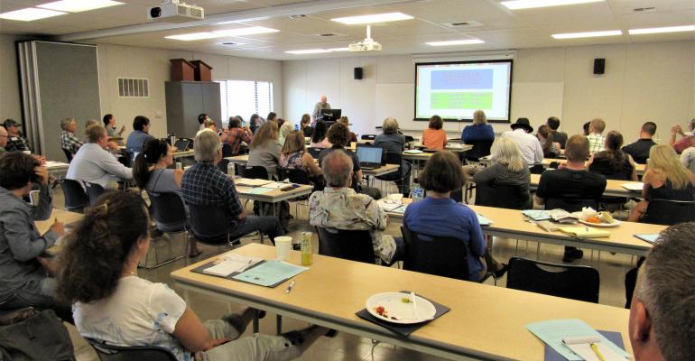 Workshop on wildfire research