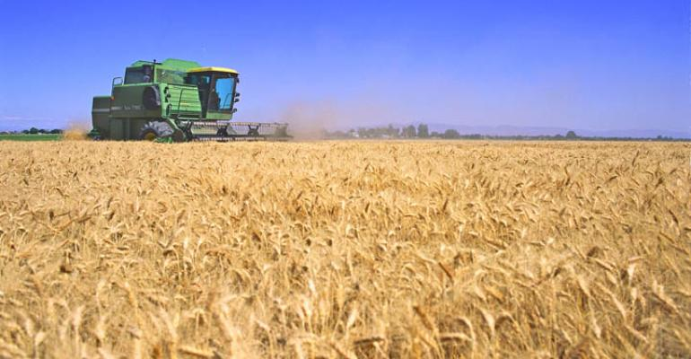 How will the world double crop production by 2050?