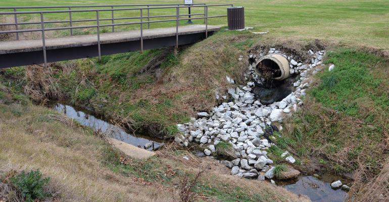 protect the environment with care for watersheds