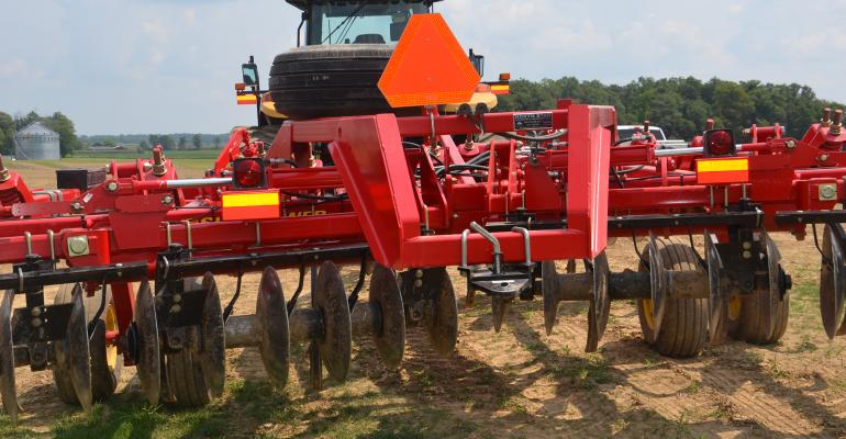 farm tillage implement