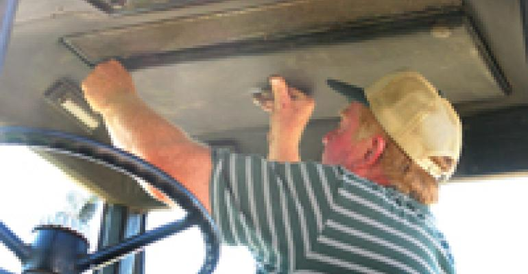 Tractor cab makeover 101