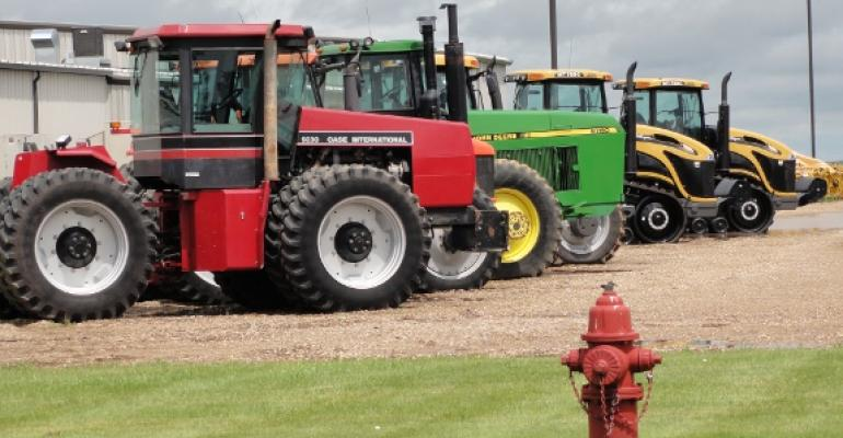 Agricultural equipment leasing increases