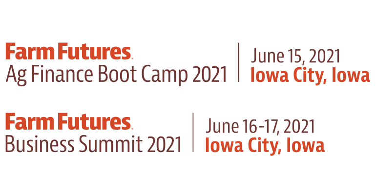 Farm Futures Business Summit - Ag Finance Boot Camp