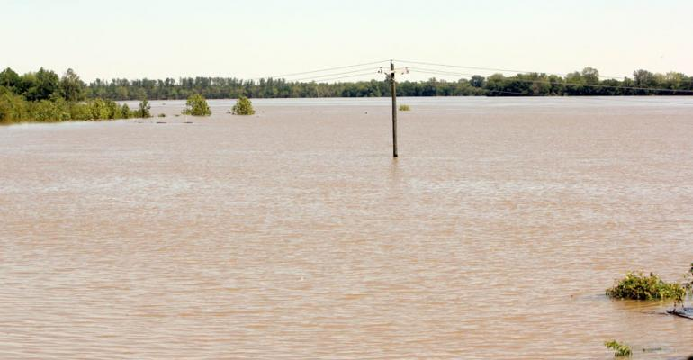Flooded Arkansas rice growers facing May 20 decision date