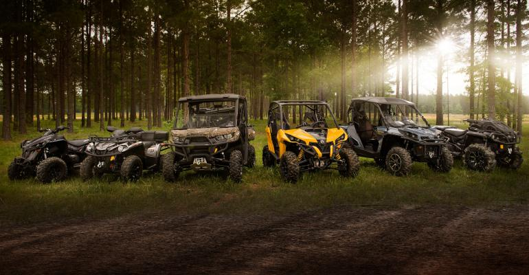 CanAm rolls out 2017 lineup John Deere and Pioneer team up for new deal Simplot has new fertilizer formulation Bobcat offers landleveler Barrett Trailers turns up the heat on warranties and Perten Instruments gets a new certification for its grain analyzer