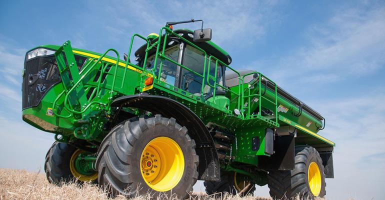 John Deere makes it official launches new High Capacity Nutrient Applicator and other precision farming tools